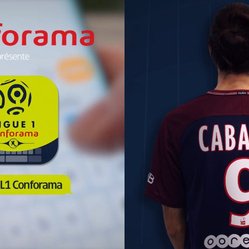 A keyboard dedicated to Ligue 1 helps fans avoid spelling mistakes