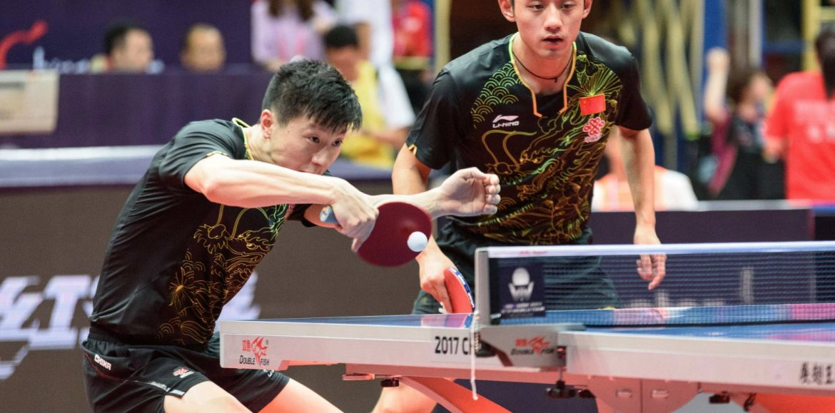 What other sports can learn from Table Tennis about how to approach China
