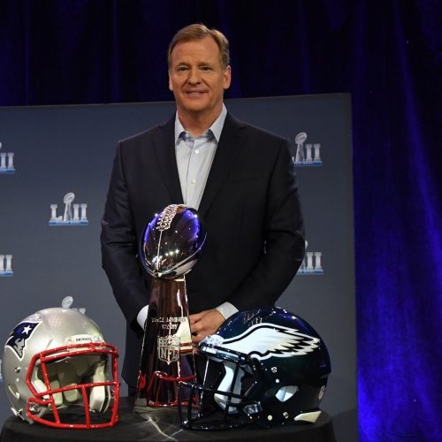 Super Bowl LII doesn't need any hype, but NFL UK has skin in the game