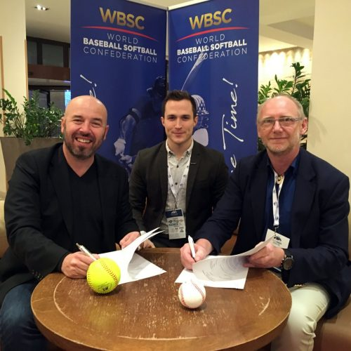 Newly-launched World Baseball Softball Confederation Europe signs first partnership with Sportradar OTT