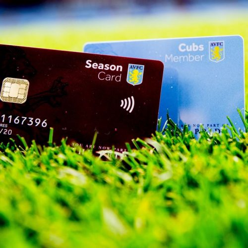 World first for Aston Villa with integrated fan card payment technology
