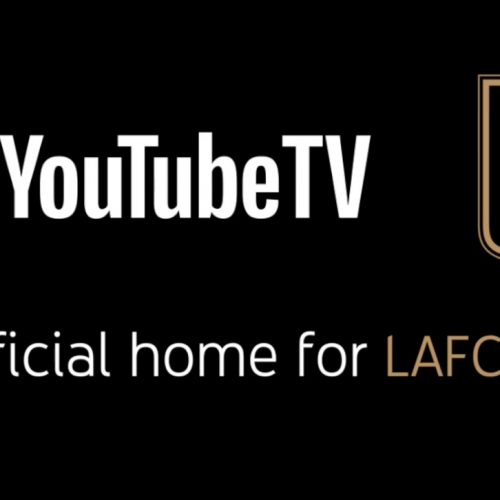 Los Angeles Football Club (LAFC) announce multi-year partnership with YouTube TV