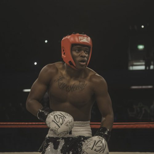 Why should brands consider partnering with KSI ahead of his next fight?