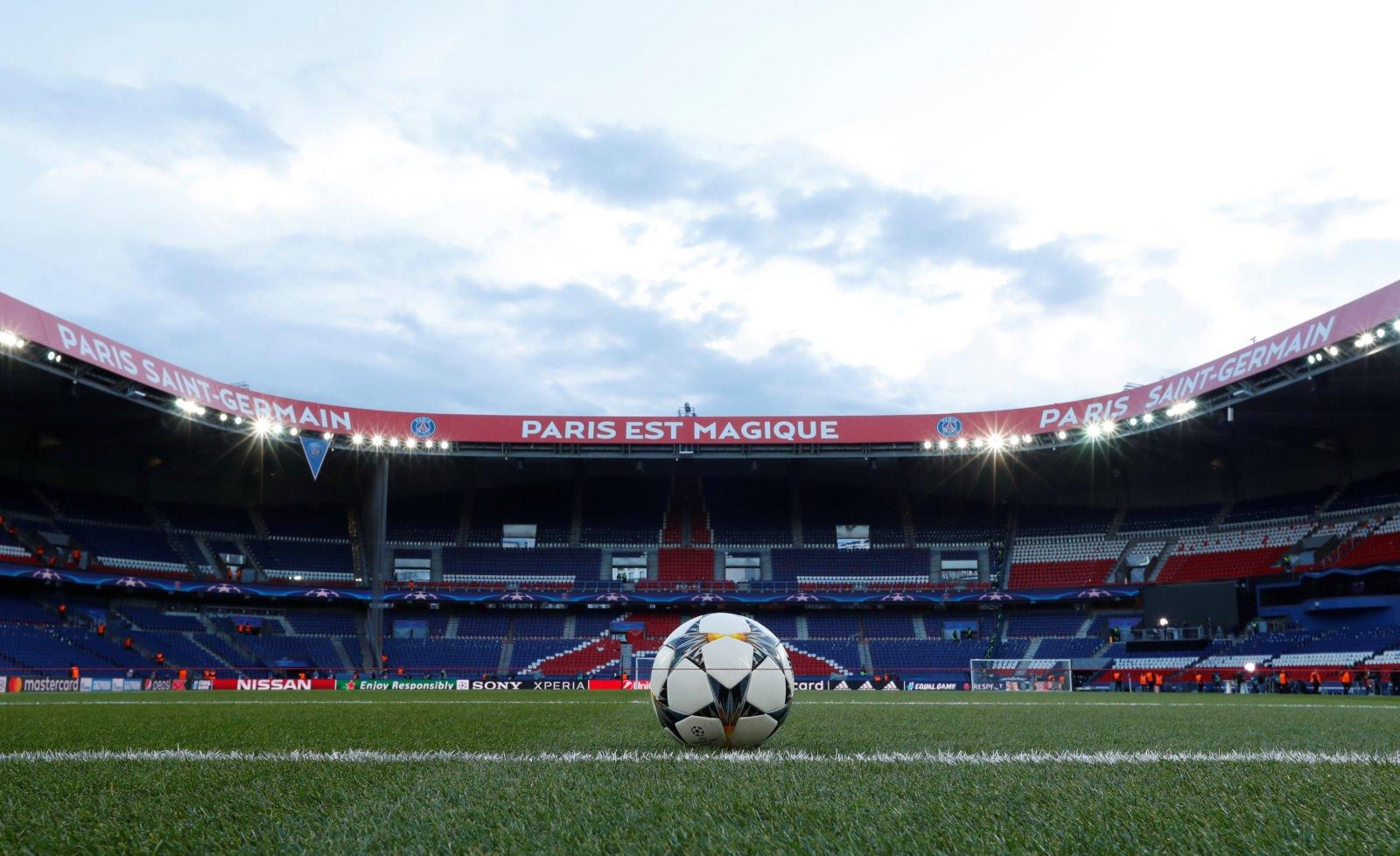 Paris Saint-Germain's Parc des Princes