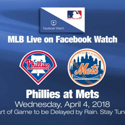 MLB is live on Facebook Watch: what does it mean for watching sport at work?