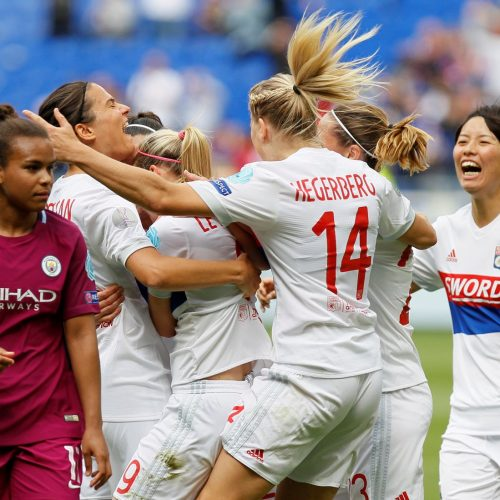 Wolfsburg and Lyon show football will do the talking at Women's Champions League final