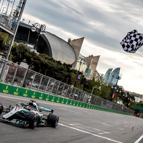Formula One partners with Twitter to broadcast new live post-race show