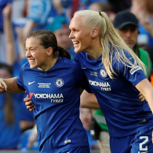 Twitter is the place to be to follow the Women's Football Awards 2018
