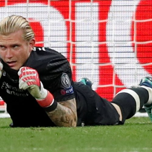 How Liverpool keeper Karius has benefitted from Champions League howlers