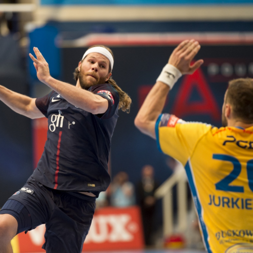 Handball embraces tracking technology