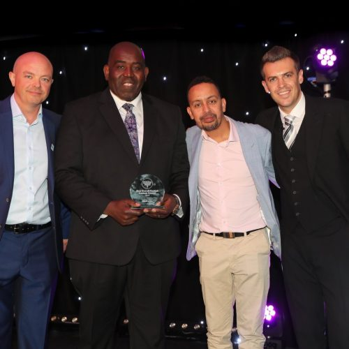 ArsenalFanTV, F2 Freestylers and Spencer FC win big at the Football Blogging Awards 2018