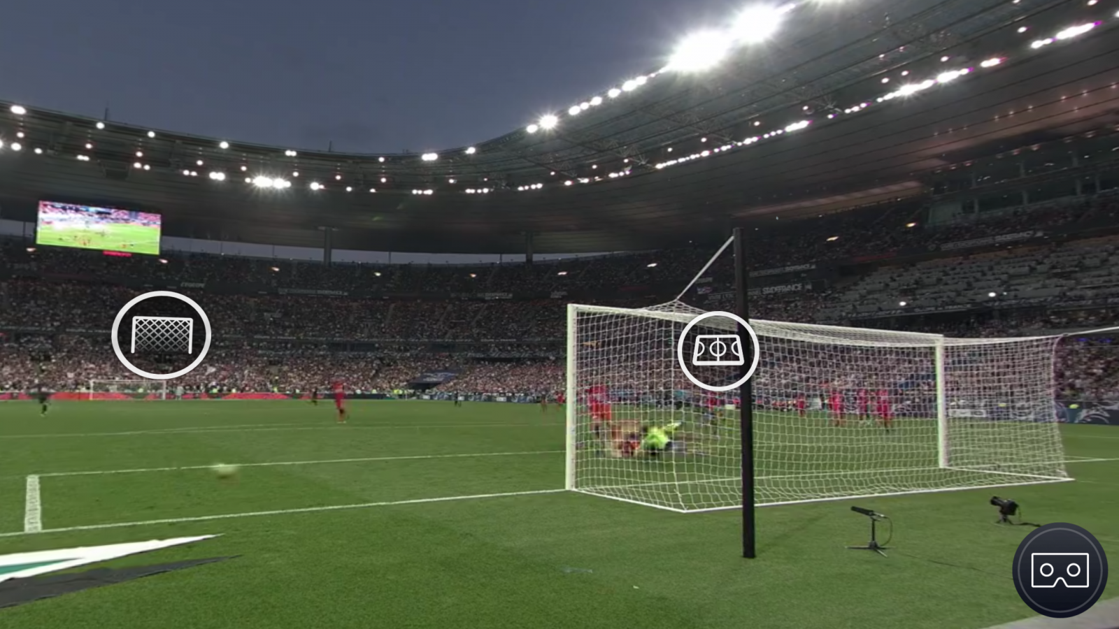 France tv sport 360 app with LiveLike