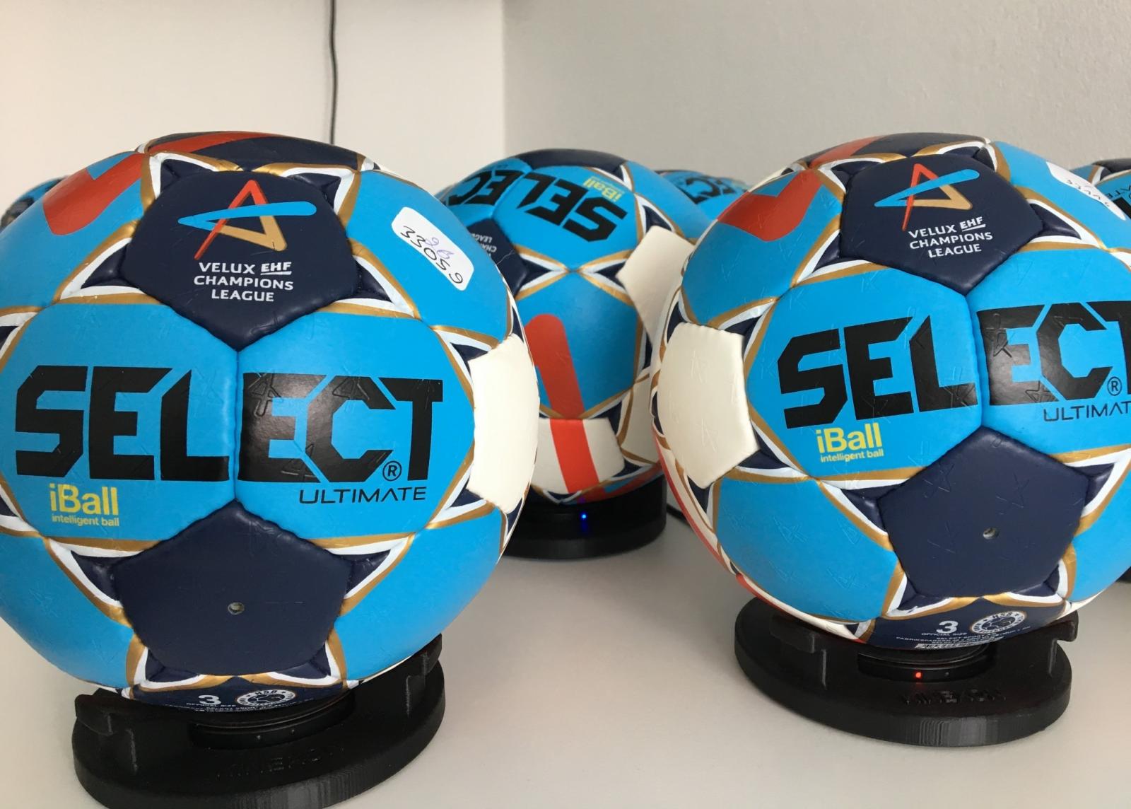 EHF handball iball