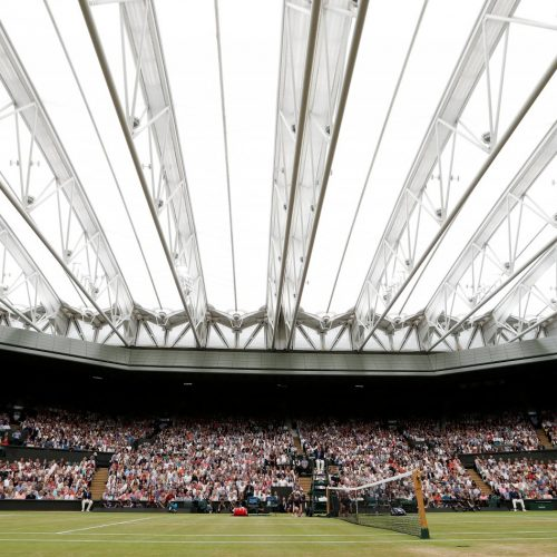 Wimbledon have finally managed to combine their history with the present