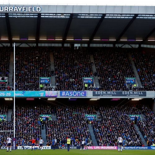 Edinburgh Rugby announce brand overhaul on Twitter