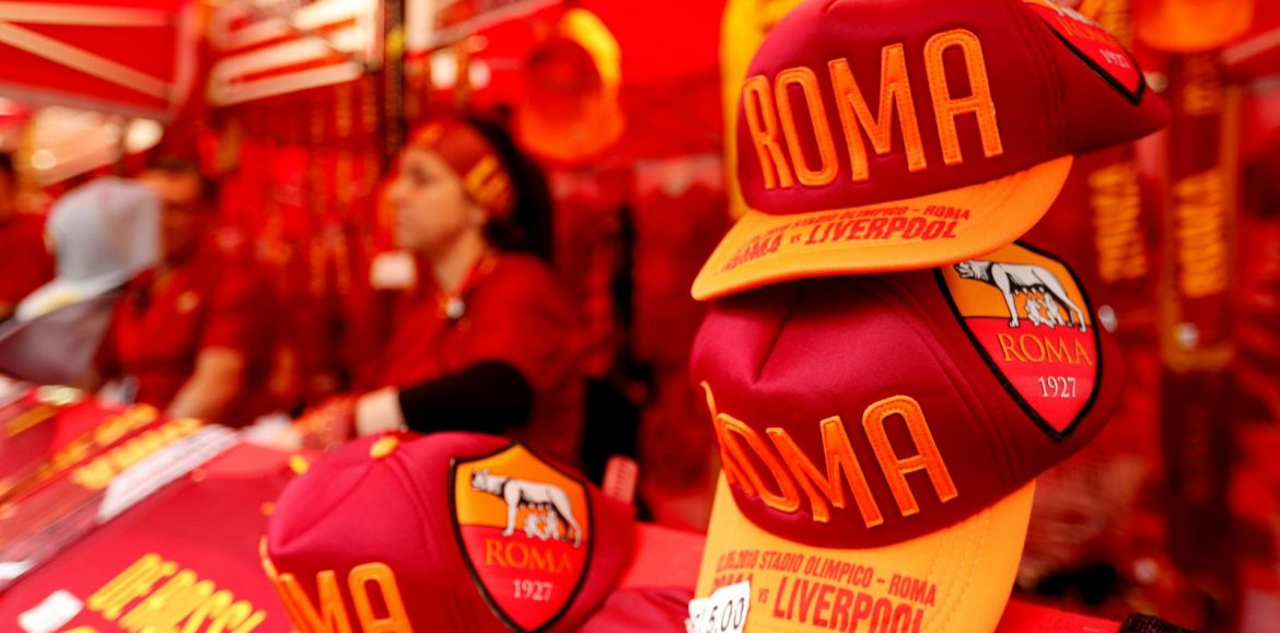 AS Roma are the first Serie A club to broadcast a game live on Twitter