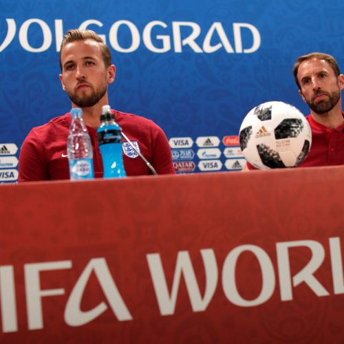 England's players fall well behind World Cup rivals on social media