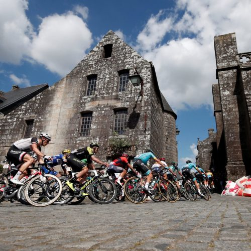 Tour de France organisers use Strava to help plan the route