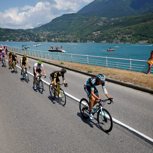 No rest for Tour de France teams as social media chronicles the riders' 'day off'