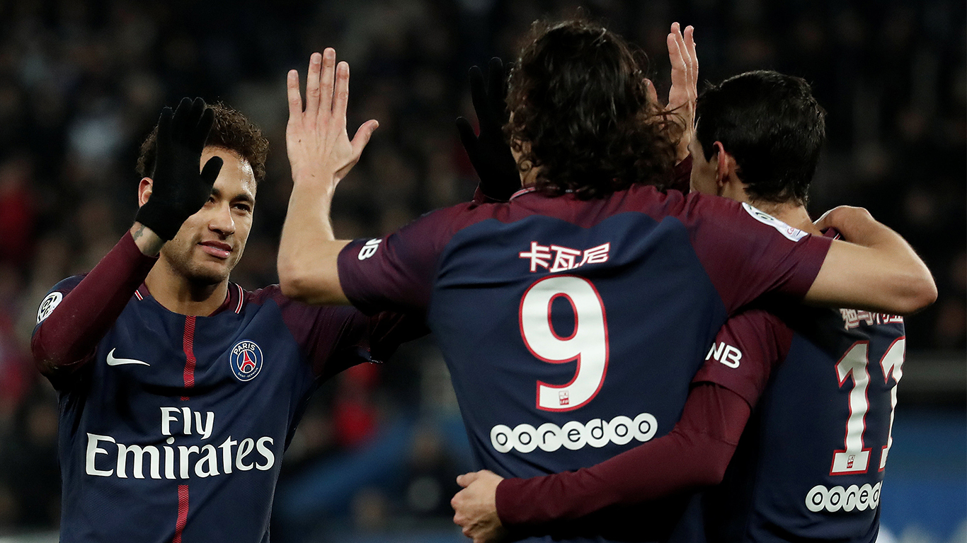 PSG's digital strategy in Asia