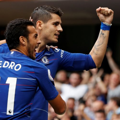 Chelsea v Arsenal shows Premier League action still draws eyeballs