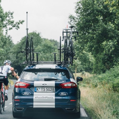 How Team Sky's riders stayed connected to win the Tour de France