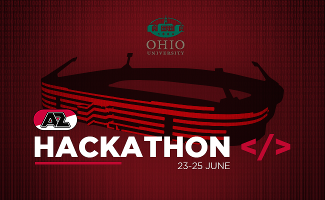 AZ Alkmaar become the first Dutch club to run a Hackathon