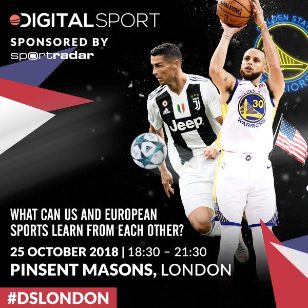 Digital Sport London – What can European and US Sports learn from each other?