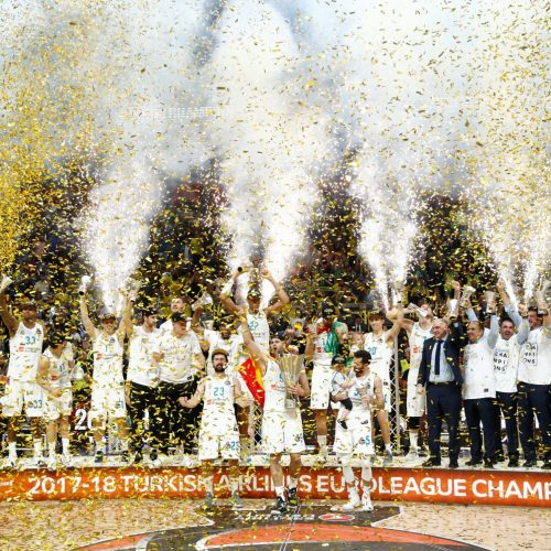 EuroLeague basketball and Content Stadium launch new partnership