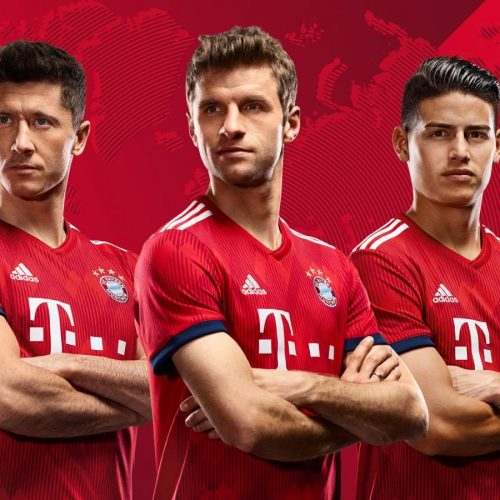 FC Bayern launch lite version of their website for fans with poor internet connections