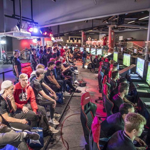 Norwegian FA launch their first national esport team with a bang