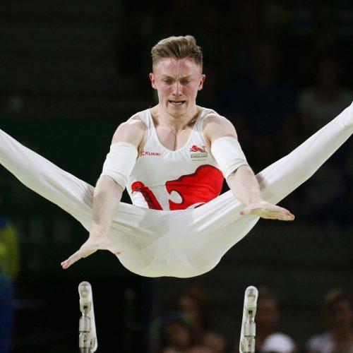 Making gymnastics mainstream through vlogs