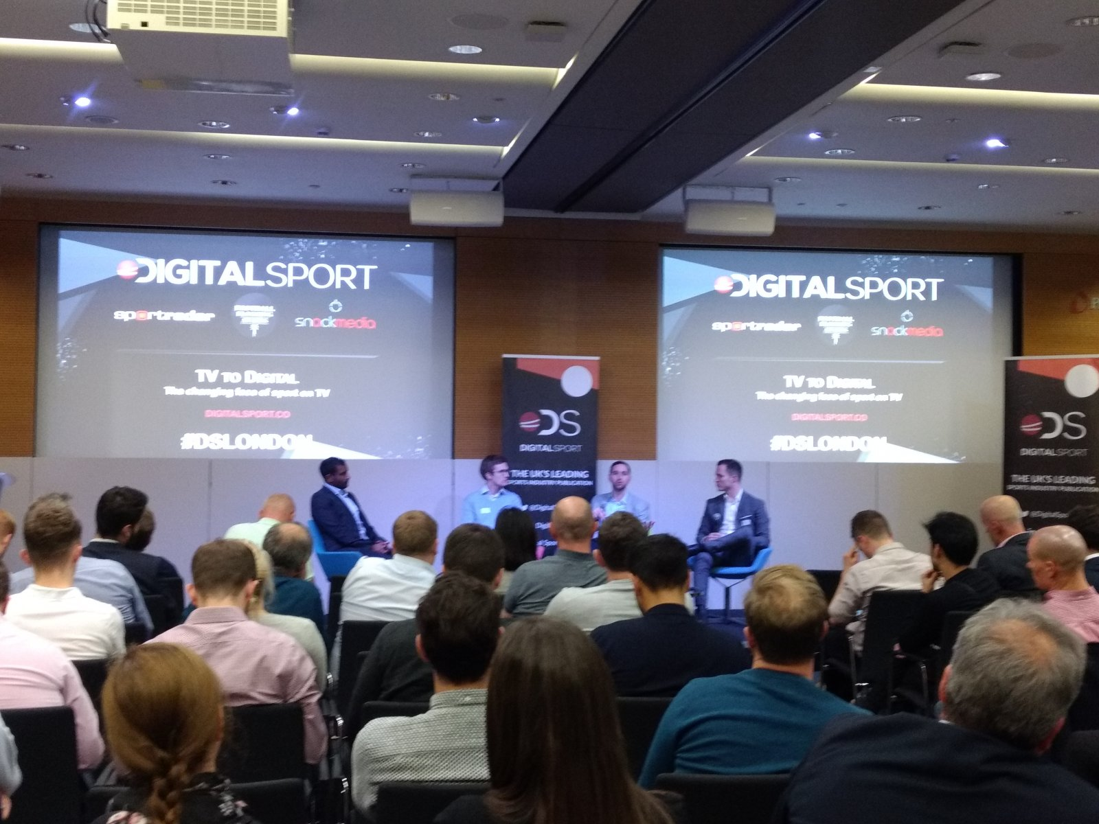 Digital Sport London - November event on OTT
