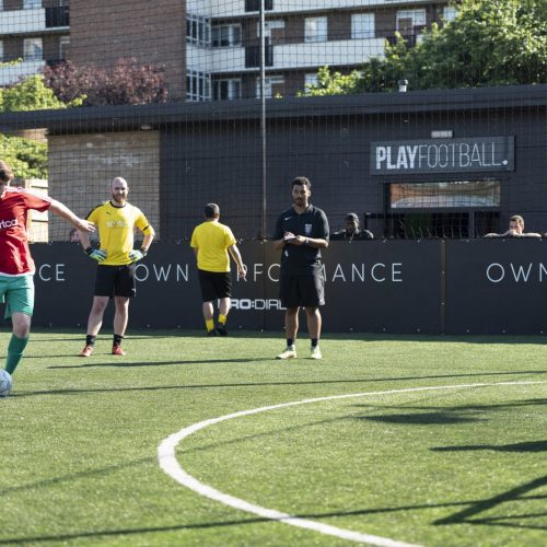 How the Corporate 5s Cup helps the sports industry diversify the contacts book