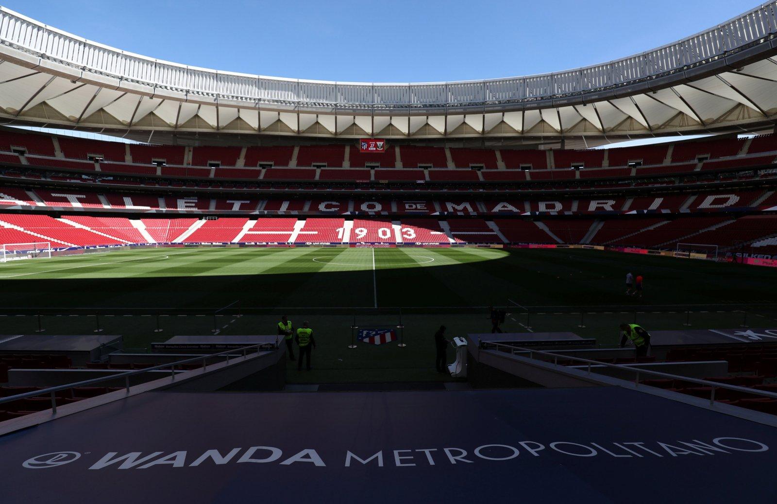 Atletico Madrid - Wanda Metropolitano