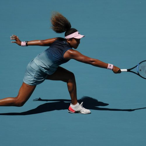 Naomi Osaka's switch to Nike from Adidas shows the battle for the best talent is still raging