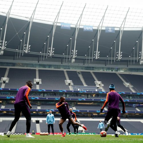 Will social media have a genuine role in Tottenham and Man City's Champions League clash?