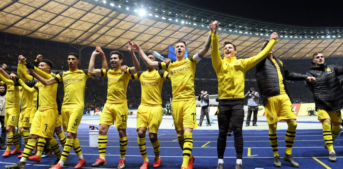Borussia Dortmund to release behind the scenes documentary on Amazon Prime