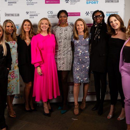 Sports Technology Awards honours women's sporting elite as summer of sport kicks off