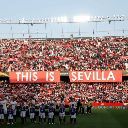 Sevilla launch new club shop on Amazon