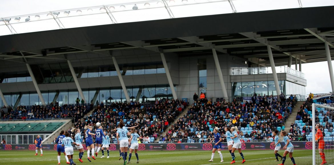Man City study shows media coverage key to growing women's football