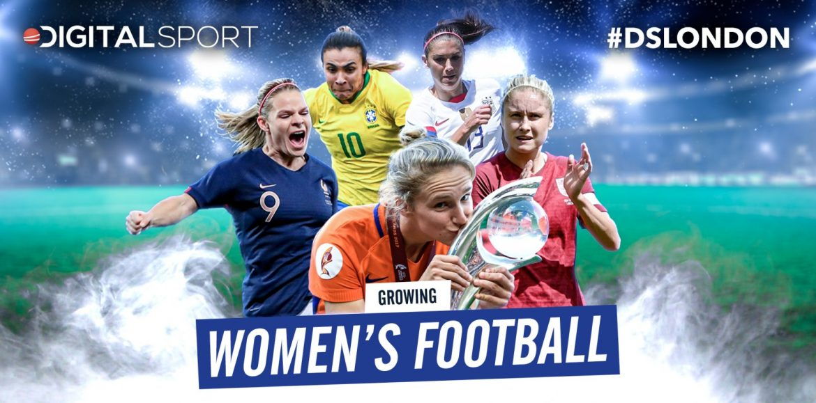 Digital Sport London: The importance of choosing the right path to grow women's football