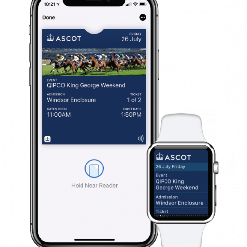 "Ascot Racecourse Introduces Digital Ticketing in a ""Global First"" for Racing"