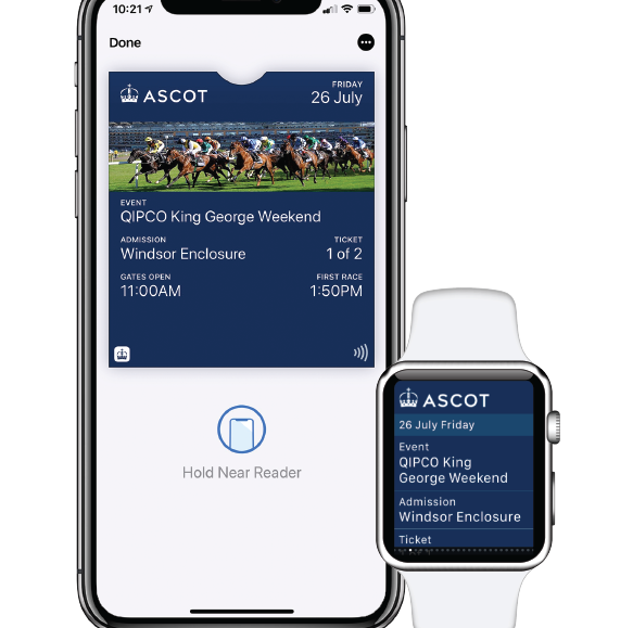 """Ascot Racecourse Introduces Digital Ticketing in a """"Global First"""" for Racing"""