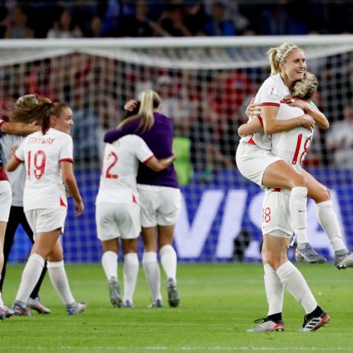 Why England v USA is the perfect platform for growing women's football