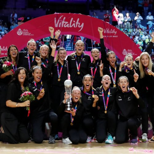 Playfinder data reveals instant post-World Cup Netball growth