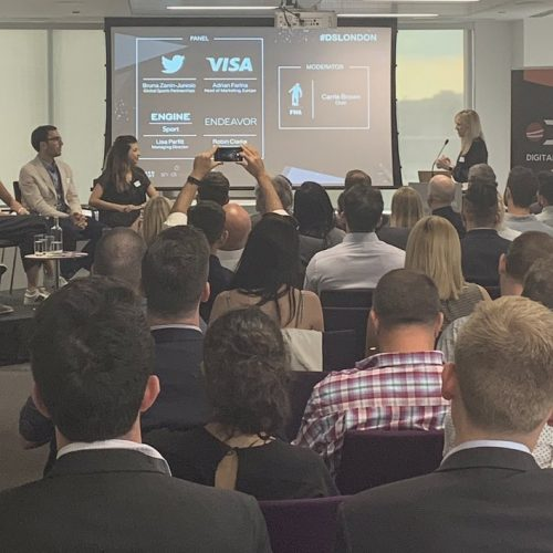 Key takeaways from Digital Sport London's Growing Women's Football event