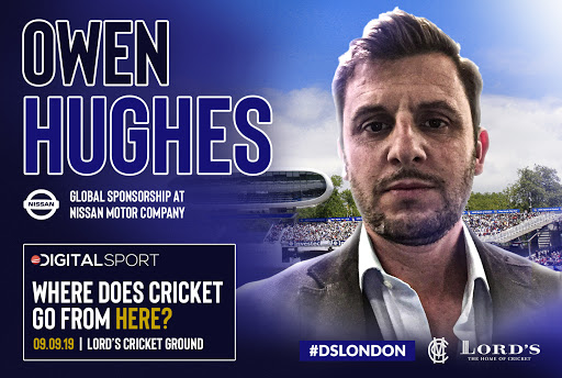 Where does cricket go from here? Introducing our first panellist: Owen Hughes