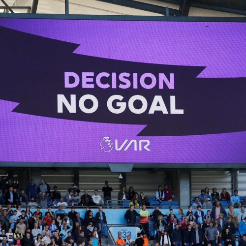 Can we implement rules to help VAR? The case for a tennis-like 'challenge' system