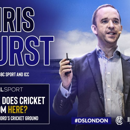 Where does cricket go from here? Meet our moderator: Chris Hurst